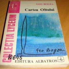 CARTEA OLTULUI - Geo Bogza