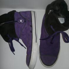 Converse All Star - Tenisi dama Converse, Culoare: Violet, Marime: 38.5, Violet