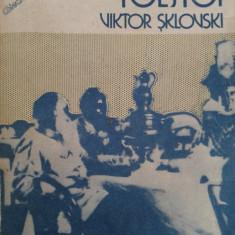VIKTOR SKLOVSKI - Lev Tolstoi