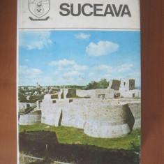 Suceava. Monografie (colectia Judetele Patriei) 1980