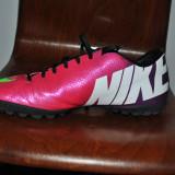 Ghete fotbal Nike Mercurial, Marime: 43, Roz, Barbati