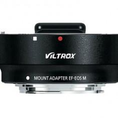 Adaptor cu autofocus, Obiective Canon EF EF-s la camere Canon EOS M EOSM - Inel adaptor obiectiv foto