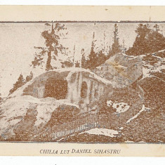 662 - Bucovina, PUTNA - Chilia lui DANIEL Sihastru - old postcard - unused - Carte Postala Bucovina 1904-1918, Necirculata, Printata