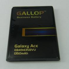 Acumulator baterie Samsung Galaxy ACE S5830 + folie protectie ecran, Li-ion