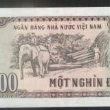 VIT NAM 1988-1000 DONG NECIRCULATA-AY47