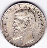 6)Moneda argint 1 leu 1894