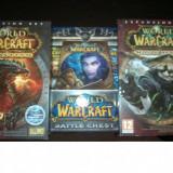 World of Warcraft joc + cont pe Blizzard retail (STORMSCALE) - Jocuri PC Blizzard, Role playing, 16+, MMO