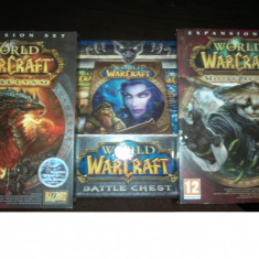 World of Warcraft joc + cont pe Blizzard retail (STORMSCALE) - Joc PC Blizzard, Role playing, 16+, MMO