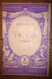 Carte - Corneille - Le cid [1935]