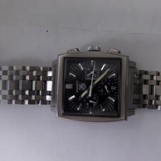 Ceasul arata bine si in stre ff buna de functionare - Ceas barbatesc Tag Heuer, Lux - elegant, Mecanic-Automatic, Metal necunoscut, Rezistent la apa