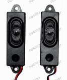 Set 2 boxe miniatura, bass-reflex, 2x8 ohmi, 1W - 152858, 0-40 W, Difuzoare bass