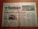 Ziarul scanteia 25 aprilie 1980