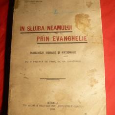 Ion Dancila - In Slujba Neamului prin Evanghelie -Prima Ed. 1925