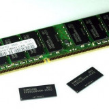 DDR III 1066 MHz samsung 2 placute- 2gb