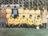 Poza Imagine cu echipa U CLUJ din anii '70 '80