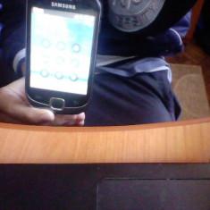 Samsung Galaxy Fit S5670 DECODAT TOATE RETELELE - Telefon mobil Samsung Galaxy Fit, Negru, Neblocat