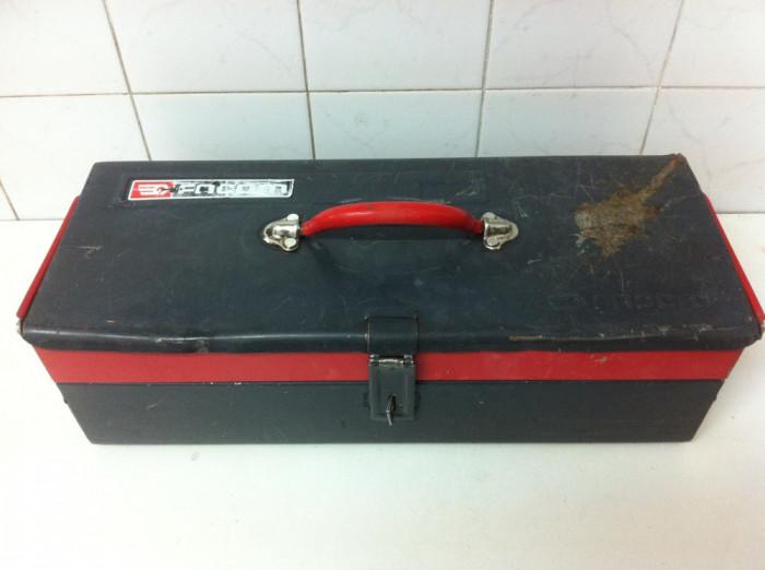 Cutie de transport Marca .. FACOM cu doua sertare suprapuse ''