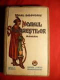M.Sadoveanu - Neamul Soimarestilor   -ed. 1938 ,desene Murnu
