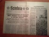 ziarul scanteia 27 iunie 1982 -expunerea lui ceausescu la plenara largita a PCR