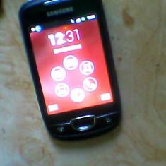 Samsung Galaxy mini s5570i - Telefon mobil Samsung Galaxy Mini, Negru, Neblocat
