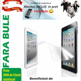 Folie de protectie Apple iPad 2 asigur MONTAJ iNCLUS in Pret