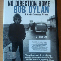 No Direction Home: Bob Dylan (2 DVD) - Film documentare Altele, Romana