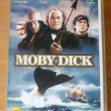 Moby Dick - Film drama, DVD, Romana