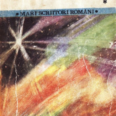 POEZII. PROZA LITERARA de MIHAI EMINESCU