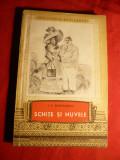 I.A.Bassarabescu - Schite si Nuvele - Prima Ed. 1955.desene Tia Peltz