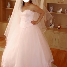 Rochie mireasa - Princess - Rochie de mireasa printesa