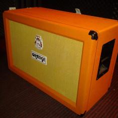 Orange PPC 212 Cabinet - Amplificator Chitara