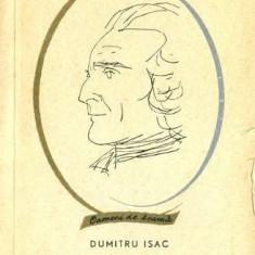 JEAN-JAQUES ROUSSEAU -  DUMITRU ISAC - 1966