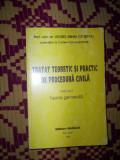 Tratat teoretic si practic de procedura civila/vol.1-eoria generala-Viorel Mihai Ciobanu