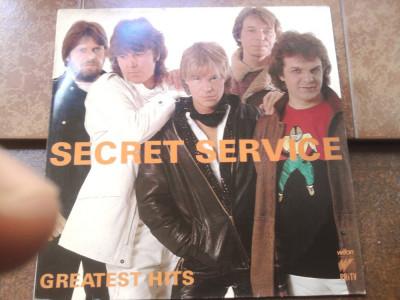 SECRET SERVICE foto