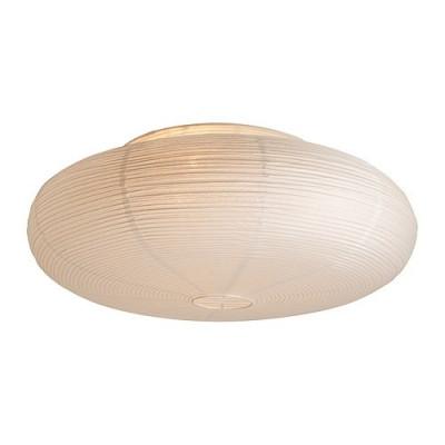 Ikea Vate Plafoniera Lustra Cu Abajur Din Hartie Orez Diametru