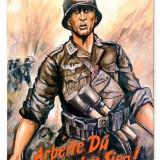 1644.Reproducere Propaganda WW II - SO WIE KAMPTFEN