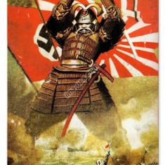 158.Reproducere Propaganda WW II - SAMURAI AXIS POWER