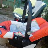 2 scaune copii  auto o-13kg si 0 -19kg  chicco si primii pasi