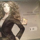 CELINE DION - TAKING CHANCES (2007 /CBS REC /GERMANY) - CD NOU/SIGILAT - Muzica Pop Columbia