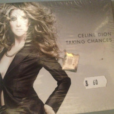 CELINE DION - TAKING CHANCES (2007 /CBS REC /GERMANY) - CD NOU/SIGILAT - Muzica Pop Columbia