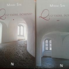 QUO VADIS, DOMINE? - Mihai Sin - Carte mitologie
