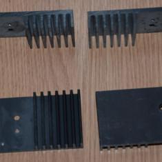 Radiatoare din aluminiu pentru tranzistoare. - Tranzistor