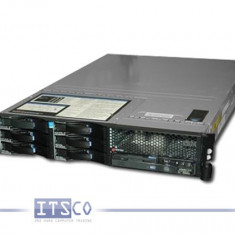 SERVER IBM XSERIES 346 2x XEON 3GHz 4GB 3x 73.4GB COMBO GB-LAN SERVERAID 7k 8840