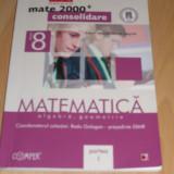 Matematica clasa a VIII-a - culegere algebra, geometrie /  2 volume, Clasa 8, Paralela 45