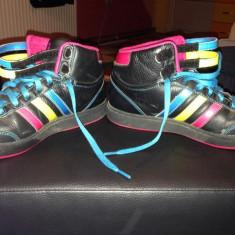Adidas Multicolor High - Adidasi dama, Marime: 40