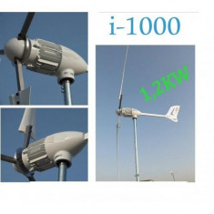 Turbina EOLIANA 1200 W Generator Eolian