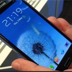 Vand sau schimb samsung galaxy s3 mini impecabil! - Telefon mobil Samsung Galaxy S3 Mini, Albastru, 8GB, Neblocat