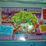 MONOPOLY ALBA CA ZAPADA IN LIMBA ROMANA - Joc board game