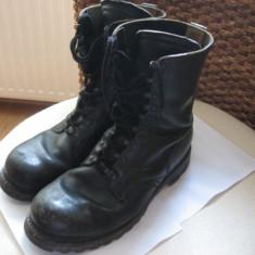 Bocanci Military Armata - Bocanci barbati, Marime: 46, Culoare: Negru