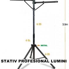 STATIV PROFESIONAL PENTRU LUMINI DISCO, REGLABIL.FII PROFESIONIST IN CEEA CE FACI! - Stativ Lumini